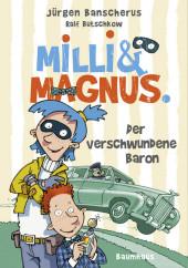 Milli & Magnus - Der verschwundene Baron Cover