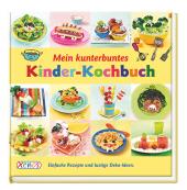 Mein kunterbuntes Kinder-Kochbuch Cover