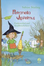 Petronella Apfelmus - Zauberschlaf und Knallfroschchaos Cover