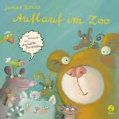 Auflauf im Zoo Cover