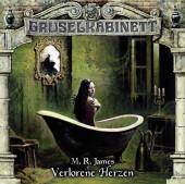Gruselkabinett - Verlorene Herzen, 1 Audio-CD