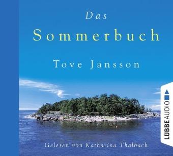 Das Sommerbuch, 4 Audio-CDs