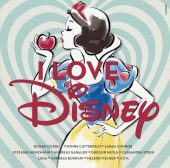 I Love Disney, 1 Audio-CD