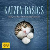 Katzen-Basics Cover