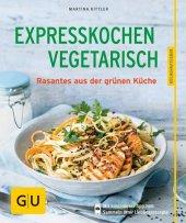 Expresskochen Vegetarisch Cover