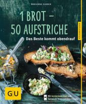 1 Brot - 50 Aufstriche Cover