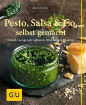 Pesto, Salsa & Co. selbst gemacht Cover