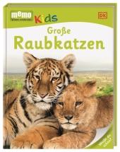 Große Raubkatzen Cover