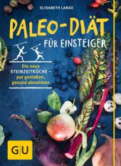 Paleo-Diät für Einsteiger Cover