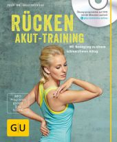 Rücken-Akut-Training, m. DVD Cover