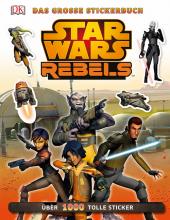 Star Wars Rebels - Das große Stickerbuch Cover