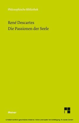 Die Passionen der Seele
