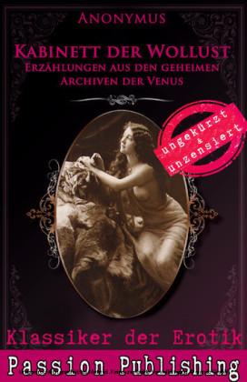 Klassiker der Erotik 58: Kabinett der Wollust