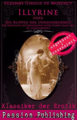 Klassiker der Erotik 59: Illyrine oder die Klippen der Unerfahrenheit
