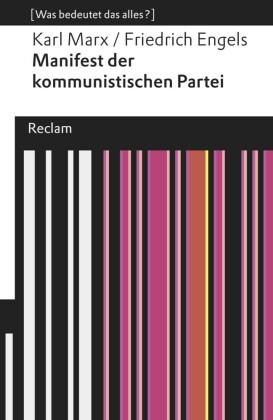 Manifest der kommunistischen Partei