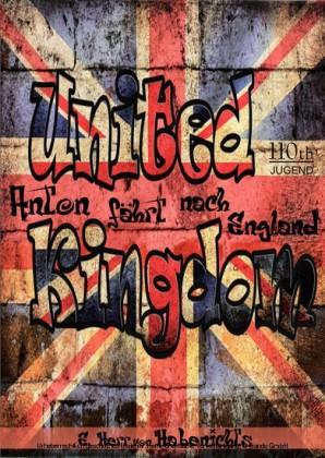 Anton fährt nach England