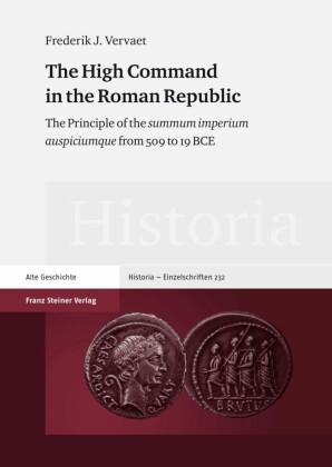 The High Command in the Roman Republic