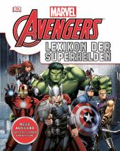 Marvel Avengers - Lexikon der Superhelden Cover