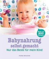 Babynahrung selbst gemacht Cover