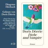 Diebe und Vampire, 4 Audio-CDs Cover