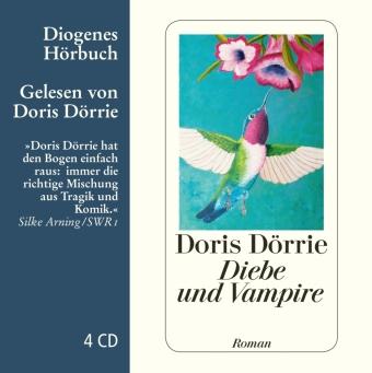 Diebe und Vampire, 4 Audio-CDs