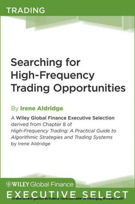 Searching for High-Frequency Trading Opportunities