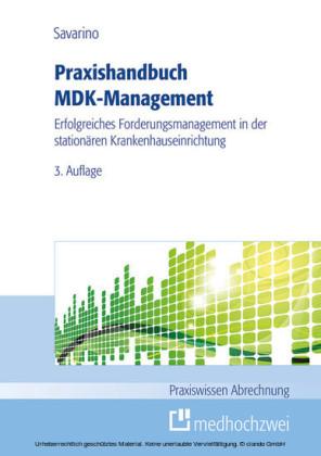 Praxishandbuch MDK-Management