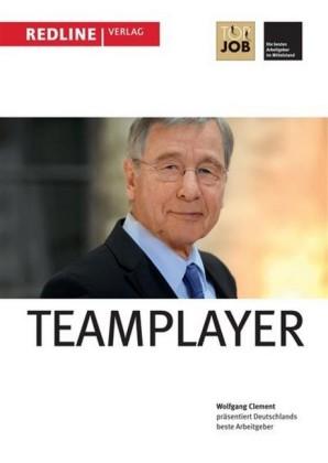 Top Job 2014: Teamplayer