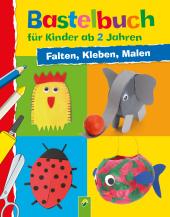 Bastelbuch für Kinder ab 2 Jahren Cover