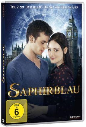 Saphirblau, 1 DVD