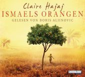 Ismaels Orangen, 6 Audio-CDs Cover
