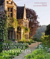 Die geheimen Gärten der Cotswolds Cover