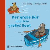 Der große Bär und sein großes Boot Cover