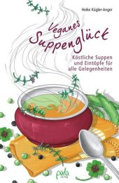 Veganes Suppenglück Cover
