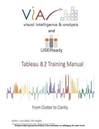 Tableau 8.2 Training Manual
