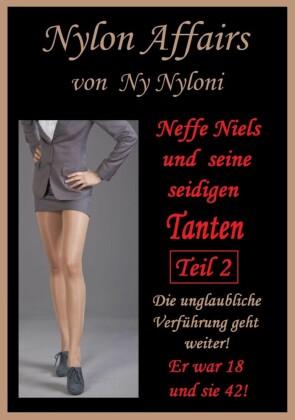 Neffe Niels und seine seidigen Tanten Teil 2