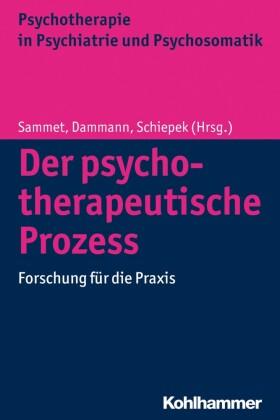 Der psychotherapeutische Prozess