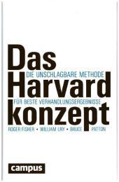 Das Harvard-Konzept Cover