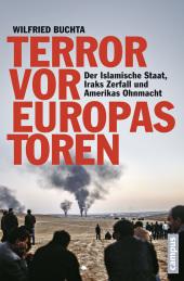 Terror vor Europas Toren Cover