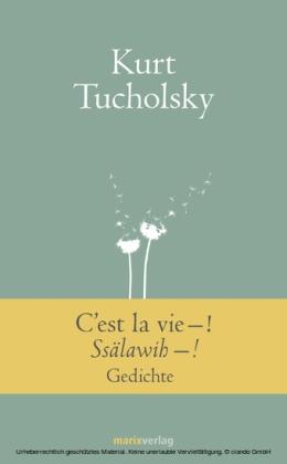 C'est la vie-! Ssälawih-!