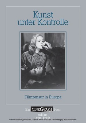 Ein Cinegraph Buch - Kunst unter Kontrolle