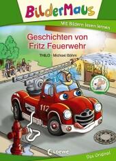 Geschichten von Fritz Feuerwehr Cover
