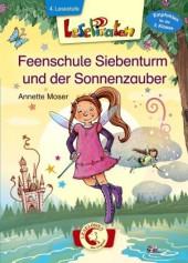 Feenschule Siebenturm und der Sonnenzauber Cover