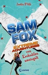 Sam Fox Extreme Adventures - Von Krokodilen umzingelt Cover