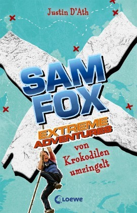 Sam Fox Extreme Adventures - Von Krokodilen umzingelt
