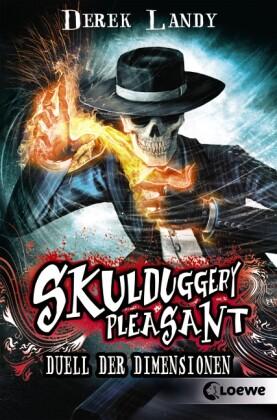 Skulduggery Pleasant - Duell der Dimensionen