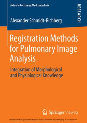 Registration Methods for Pulmonary Image Analysis