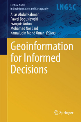 Geoinformation for Informed Decisions