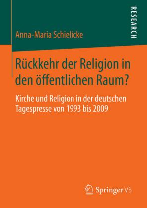 Rückkehr der Religion in den öffentlichen Raum?