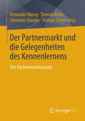 Der Partnermarkt und die Gelegenheiten des Kennenlernens